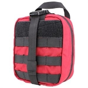 Rip-Away EMT pouch RED (Bag Only)