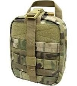 Rip-Away EMT pouch  MultiCam (Bag Only)