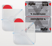 HyFin Chest Seal Twin Pack - Vented