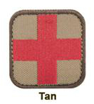 Tan Medical Patch