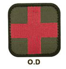 OD Green Medical Patch
